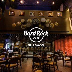 Hard Rock Cafe Gurgaon