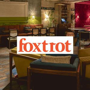 Foxtrot - DLF, Cyber hub