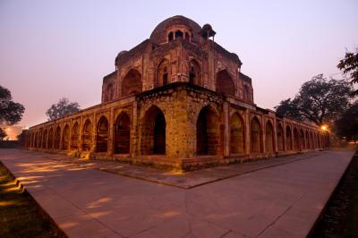 Tomb Of Abdul Rahim Khan-I-Khana, Delhi