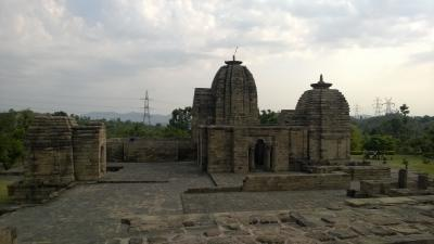 Group of temples
