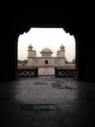 Tomb of Itmad-ud-Daula, Agra