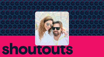 Request a shoutout by Tannaz and Bakhtyar
