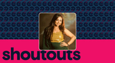 Request a shoutout for Ananya Bhat