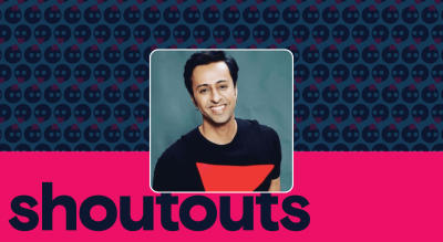 Request a shoutout for Salim Merchant edp test