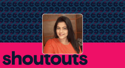 Request a shoutout for Sneha Raikar edp test