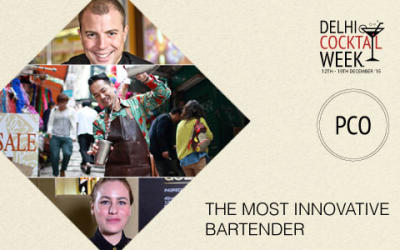 DCW - The Most Innovative Bartender Competition