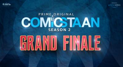 Comicstaan Season 2 Finale