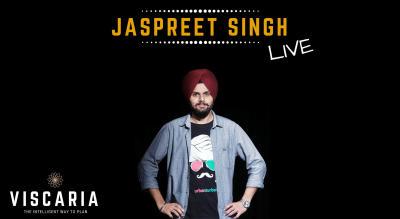 Jaspreet Singh Live