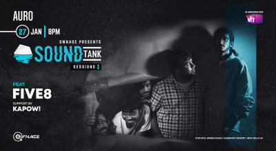 Soundtank Sessions ft Five8