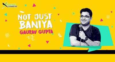 Not Just Baniya by Gaurav Gupta