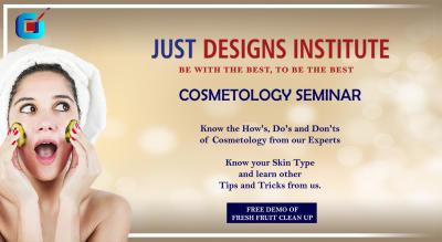 Cosmetology Seminar