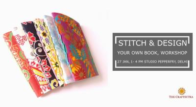 Stitch & Design your own Book