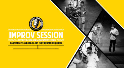 Improv Session Ft. Playground Improv Collective