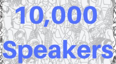Public Speaking - 10,000 Speakers Community 4
