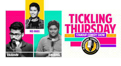 Tickling Thursday - A Stand Up Comedy Show
