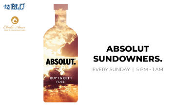 Absolut Vodka Sundowners
