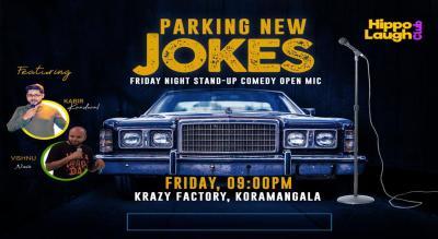 Parking New Jokes