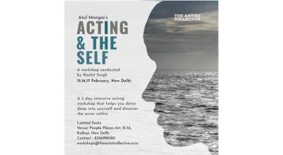 Acting and the Self Workshop