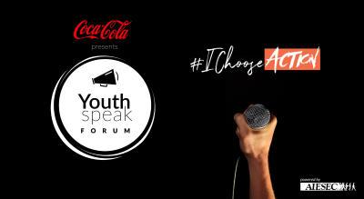 Coca-Cola YouthSpeak Forum