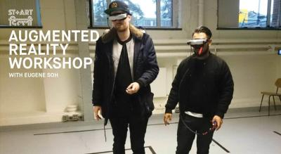 Augmented Reality Workshop with Eugene Soh