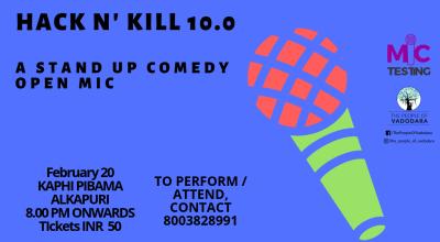 Hack n' Kill 10.0