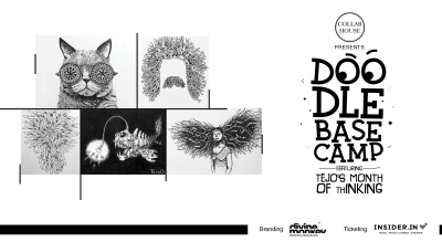 Doodle Basecamp At Blue Tokai Coffee | Mumbai