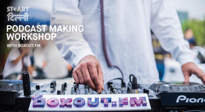 Podcast Workshop with Boxout.fm