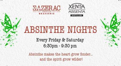 Absinthe Nights