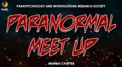 Paranormal Meet Up: Mumbai Chapter