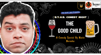 The Good Child (BYOB Comedy Night) - A Comedy Special By Navin Noronha