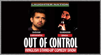 Out of Control – stand up comedy show