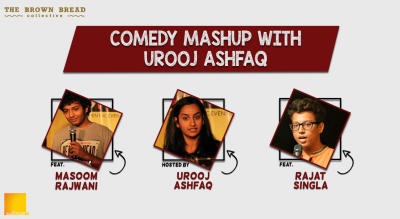 Comedy Mashup with Urooj Ashfaq
