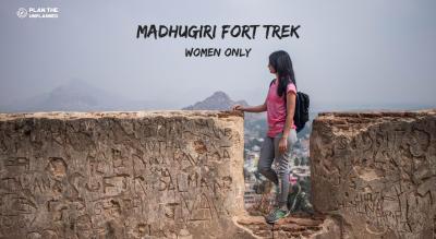 Madhugiri Fort Trek (All Women) | Plan The Unplanned