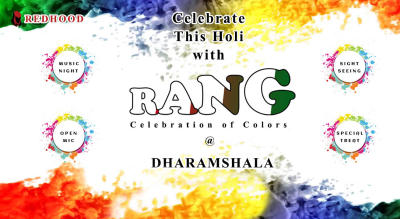 Rang-Celebration of Colors | Dharamshala