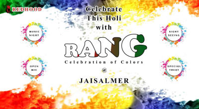 Rang-Celebration of Colors | Jaisalmer