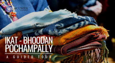 IKAT - Bhoodan Pochampally