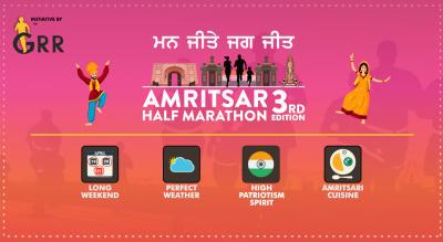 Amritsar Half Marathon, 3rd Edition