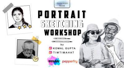 Portrait Sketching Workshop