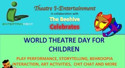 World Theatre Day for Children