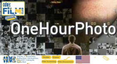 HIVE FILM CLUB presents One Hour Photo (2002)
