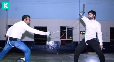 Fencing for Begginers