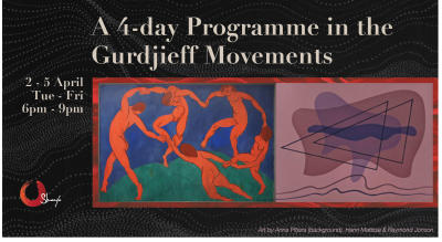 A 4-day Programme In The Gurdjieff Movements