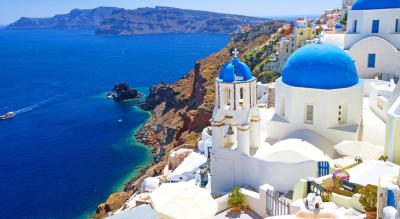The Greek Goddess - Greece trip