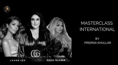 Masterclass International by Prerna Khullar