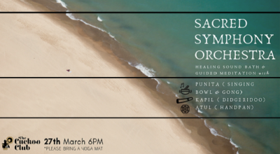 Healing and Meditation with Sacred Symphony Orchestra