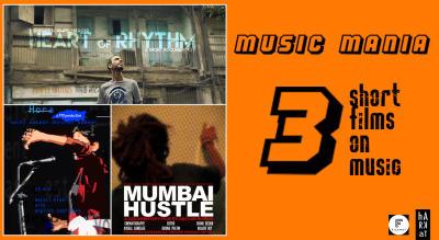 Music Mania - 3 Short Films on Music