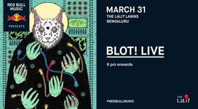 Red Bull Music Presents BLOT! Live