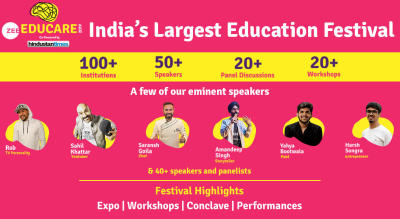 Zee Educare - India's Largest Education Festival