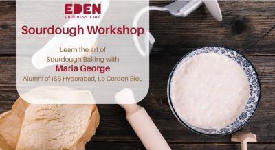 Sourdough Workshop @ EDEN Goodness Café