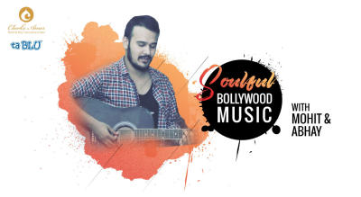 Soulful Bollywood Music with Mohit & Abhay